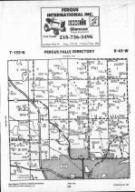 Map Image 052, Otter Tail County 1991